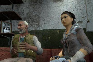 Пролог Half-Life 2 воссоздадут на движке Half-Life: Alyx