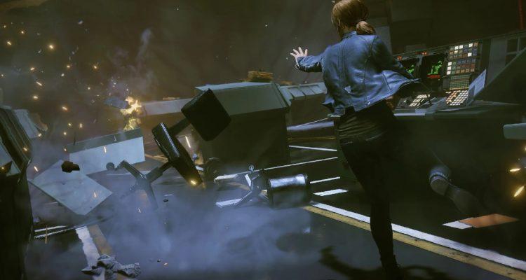 Путаница с Control - издатель отозвал обновление для PS5
