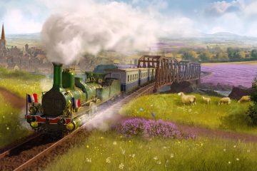 Railway Empire и Where The Water Tastes Like Wine бесплатны в EGS