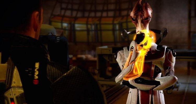 Ремастер Mass Effect обнаружен в португальском онлайн-магазине