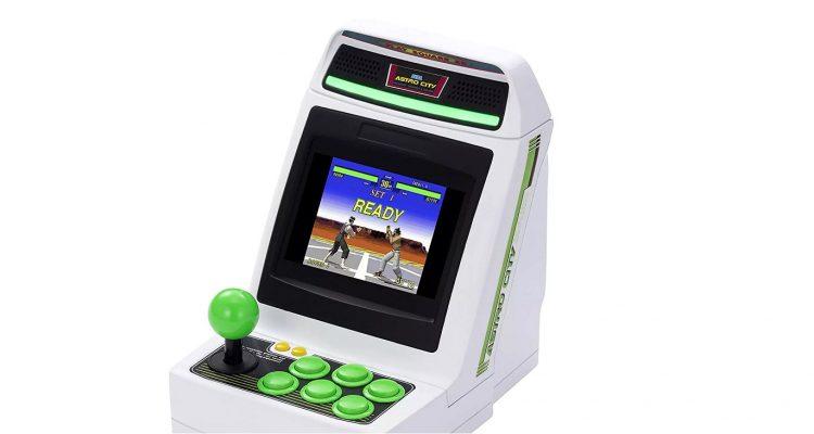 Ретро-гейминг по-новому: анонсированы консоли Sega Astro City Mini и NES LEGO