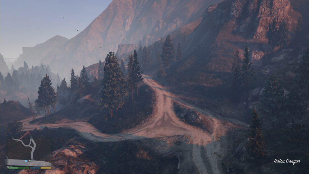 15 самых страшных лесов в играх