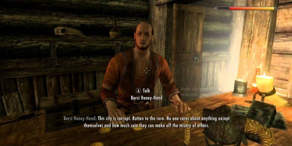Skyrim: 10 абсолютно нелепых фактов о Гильдии воров