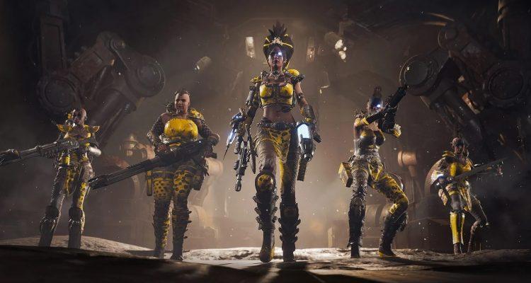 Состоялась премьера Necromunda: Underhive Wars
