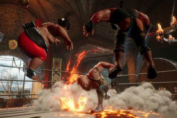 Состоялась премьера WWE 2K Battlegrounds