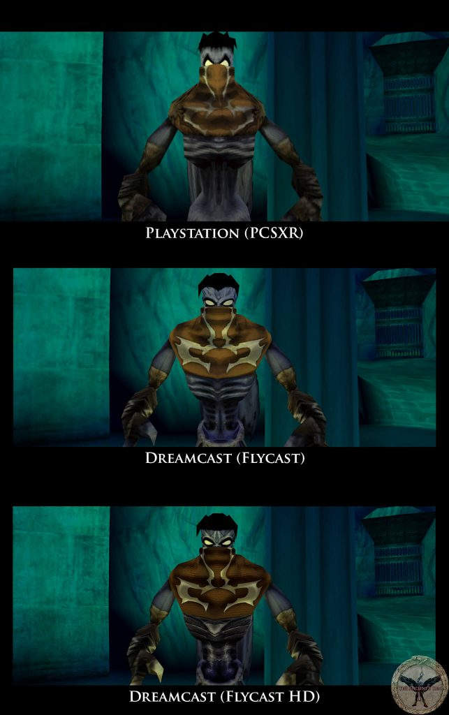 Legacy of Kain: Soul Reaver получит улучшенный с помощью ИИ HD мод-ремастер