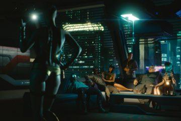 Создатели Cyberpunk 2077 рассказали о бандитских группировках