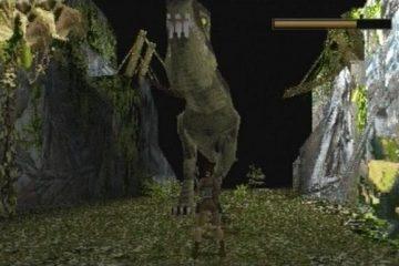 Тираннозавр в Tomb Raider