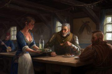 The Witcher 3 выйдет на консолях нового поколения
