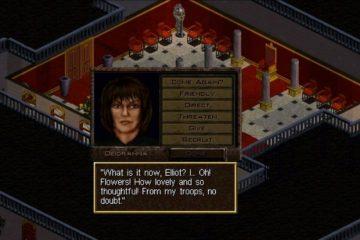 Троллим злодея из Jagged Alliance 2, отправляя ей цветы