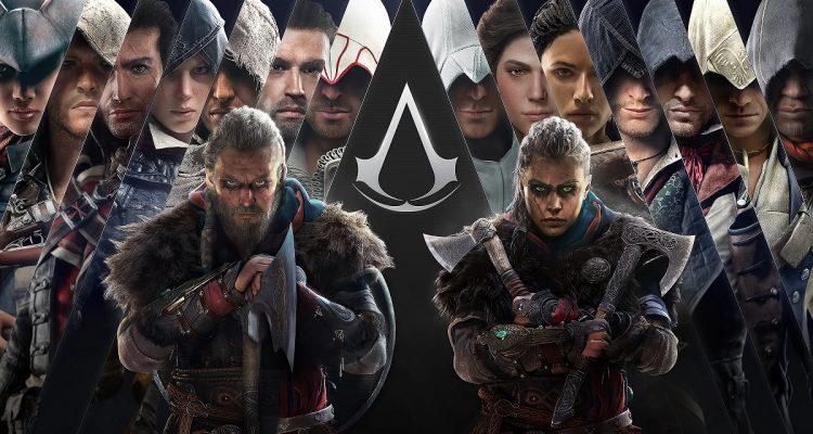 Ubisoft принесла извинения за нехватку женщин на главных ролях в Assassin's Creed