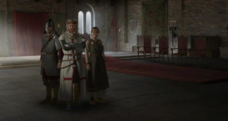 В Crusader Kings 3 есть возможность съесть Папу Римского