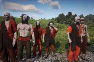 В Red Dead Online грядёт нашествие зомби