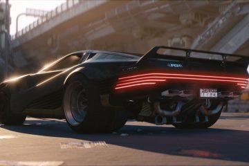 В США проводится акция с возможностью выиграть реальный автомобиль из Cyberpunk 2077