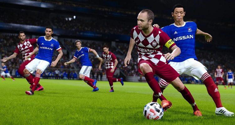 Вышло обновление для e-Football PES 2021