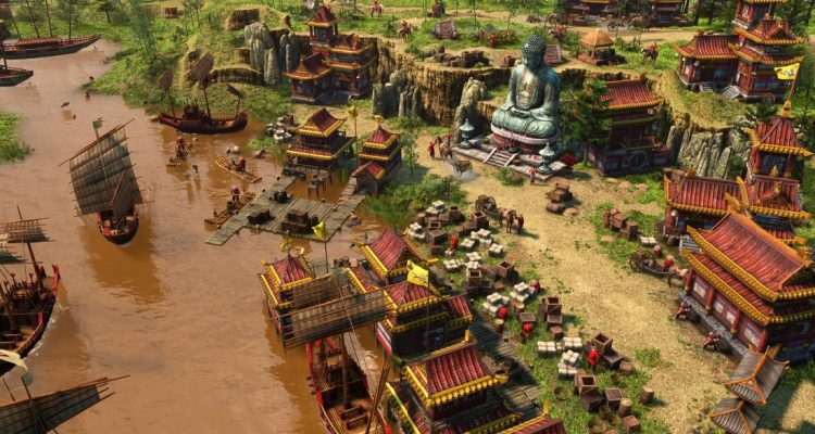 Age of Empires 3 получила издание Definitive Edition