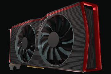 AMD представила новые видеокарты Radeon RX 6000