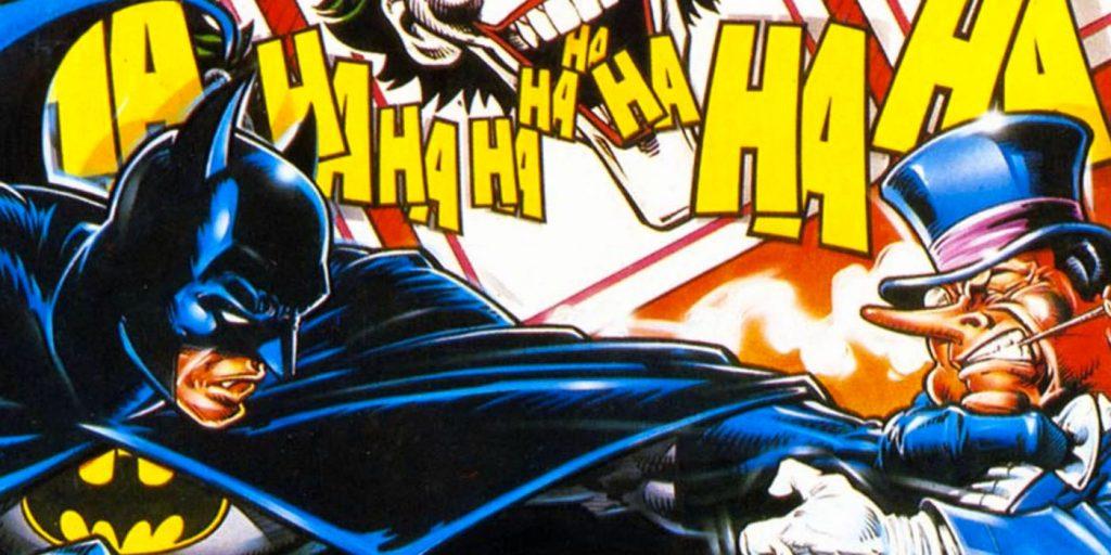Первые 10 видеоигр о Бэтмене (в хронологическом порядке)