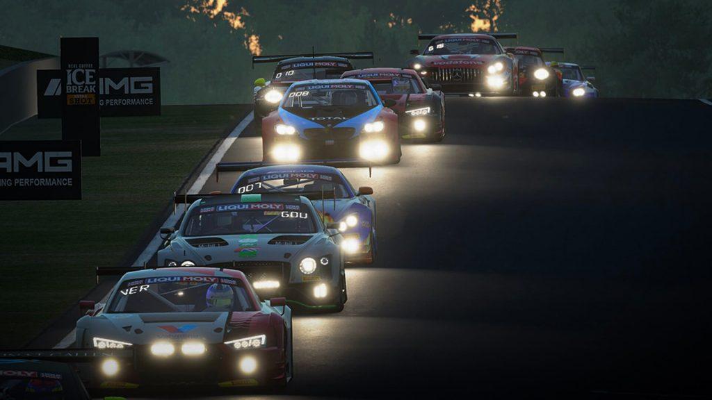 15 гонок с лучшей графикой