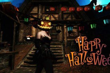 Skyrim: 10 модов, которые идеально подходят для Хэллоуина