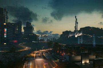 Cyberpunk 2077 перенесён на декабрь
