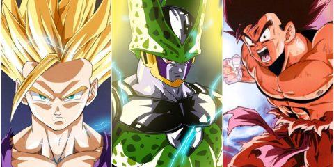 Каким знакам зодиака соответствуют герои Dragon Ball Z