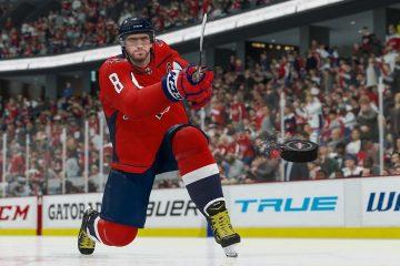 EA дарит NHL 94 за предзаказ NHL 21