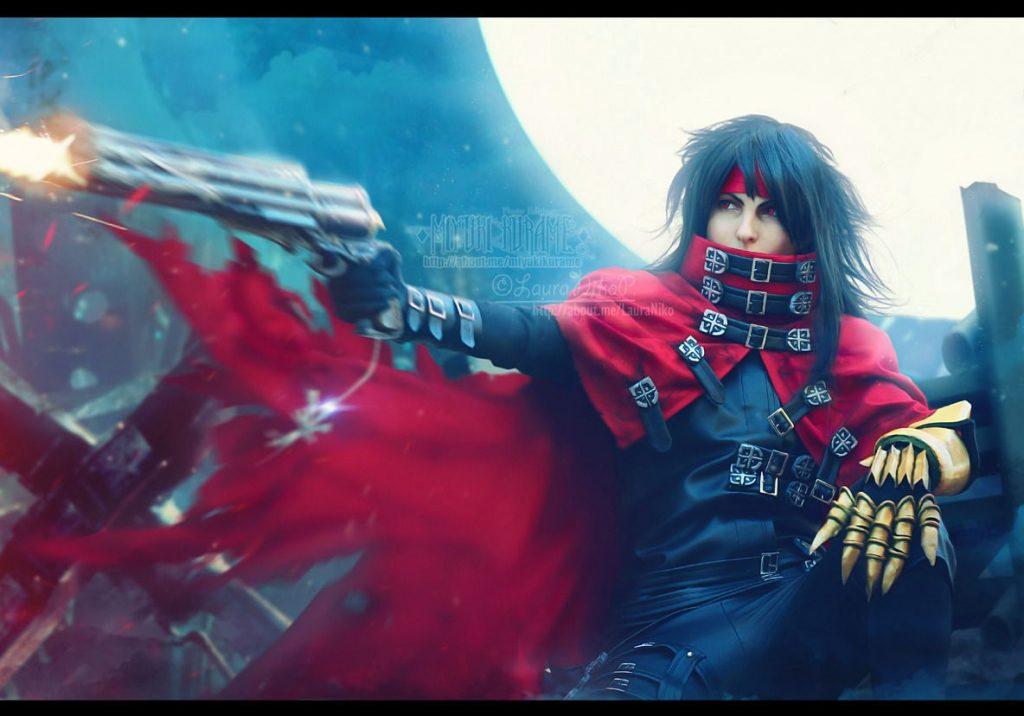 Final Fantasy 7: 10 лучших косплеев на Винсента Валентайна