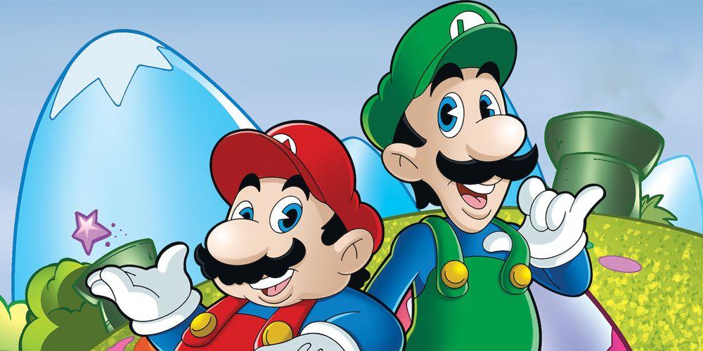 10 мультсериалов, созданных на основе игр