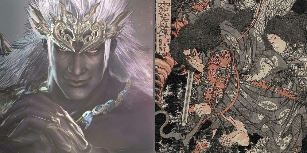 10 игровых франшиз, вдохновлённых восточной мифологией