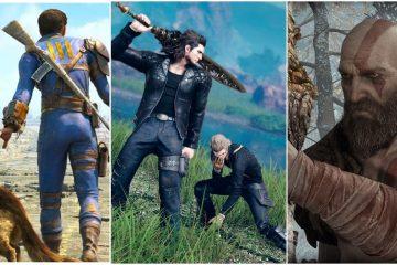 10 Action RPG, в которые можно сыграть, если вам нравится Final Fantasy XV