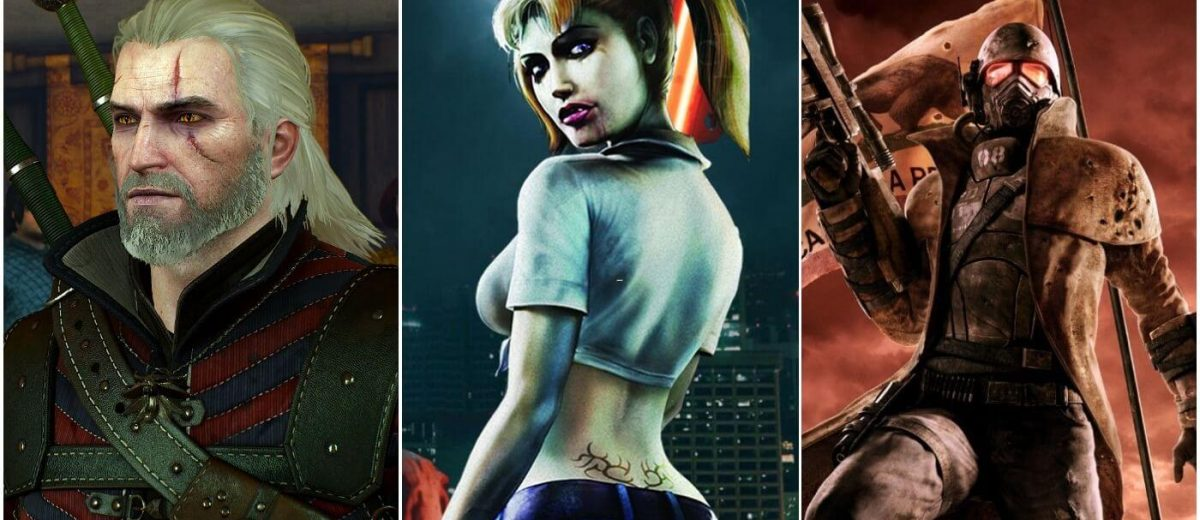 10 Action RPG, похожие на Vampire: The Masquerade – Bloodlines