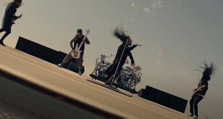 Группа Korn объединилась с World of Tanks Blitz ради события на Хэллоуин