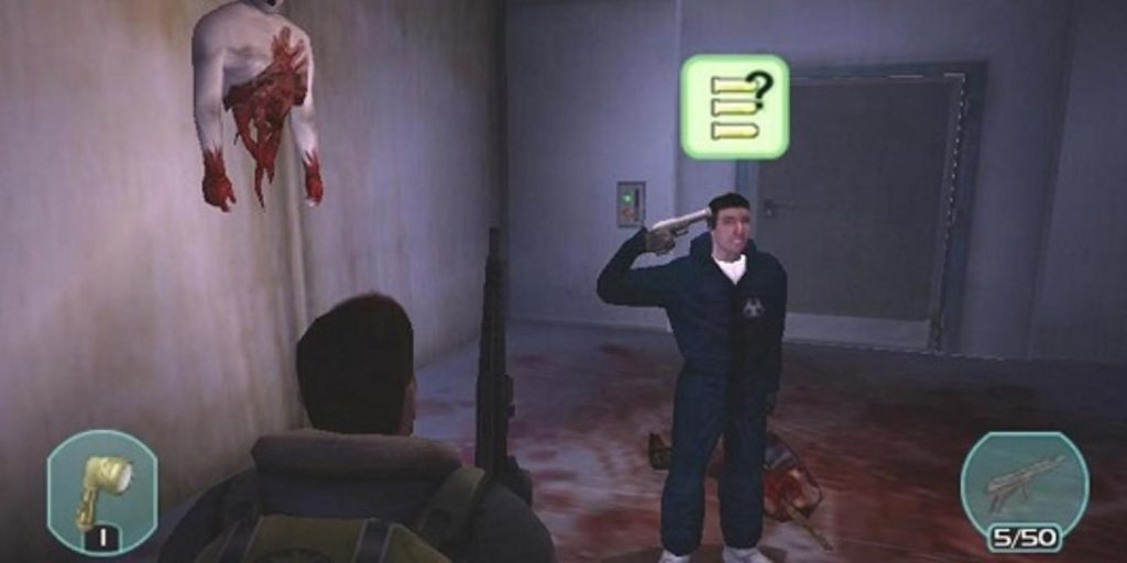 10 малоизвестных игр по фильмам ужасов