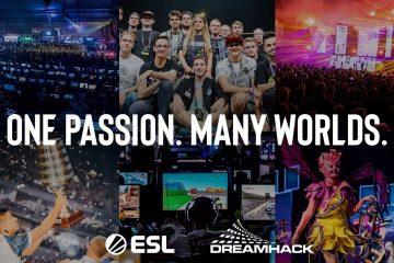 Киберспортивные организации ESL и Dreamhack объединят в одну
