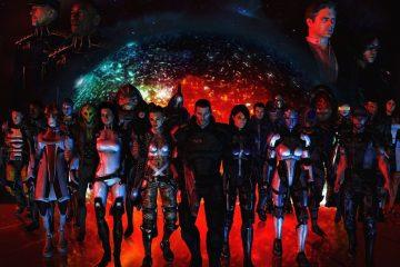 Mass Effect Legendary Edition получила возрастной рейтинг в Корее