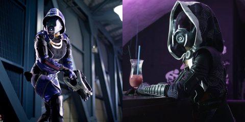 Лучший косплей Тали из Mass Effect