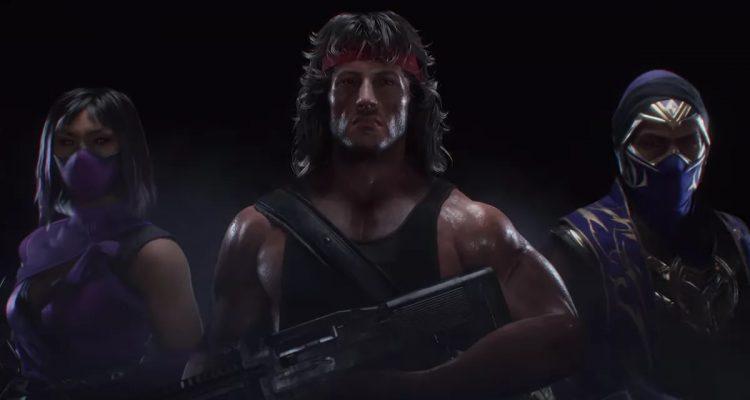 Mortal Kombat 11 получит версию для PS5, XSX, кросс-плей и Рэмбо