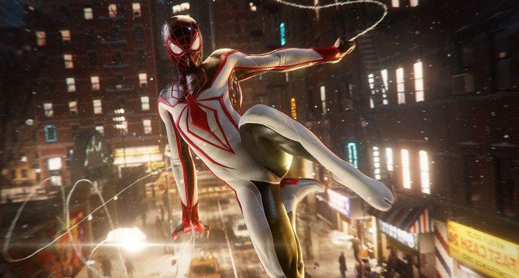 Новые подробности о Spider-Man: Miles Morales