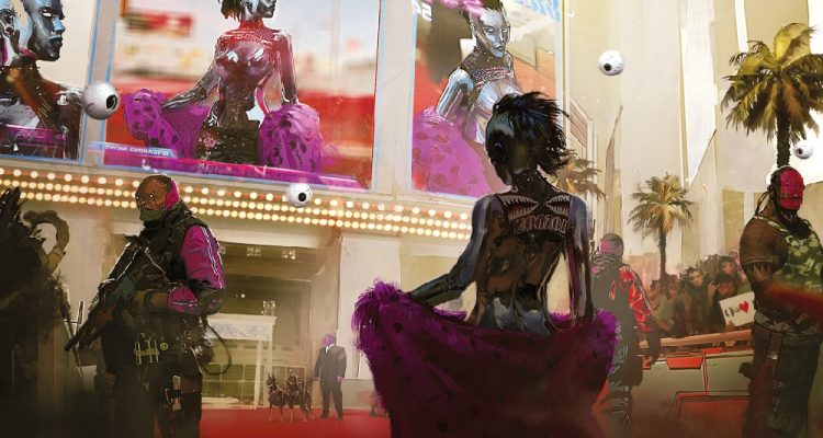 Новый трейлер Cyberpunk 2077 знакомит со стилями и модой в Найт-Сити