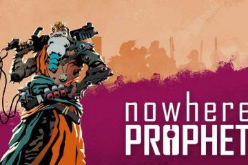 Индофутуризм Nowhere Prophet