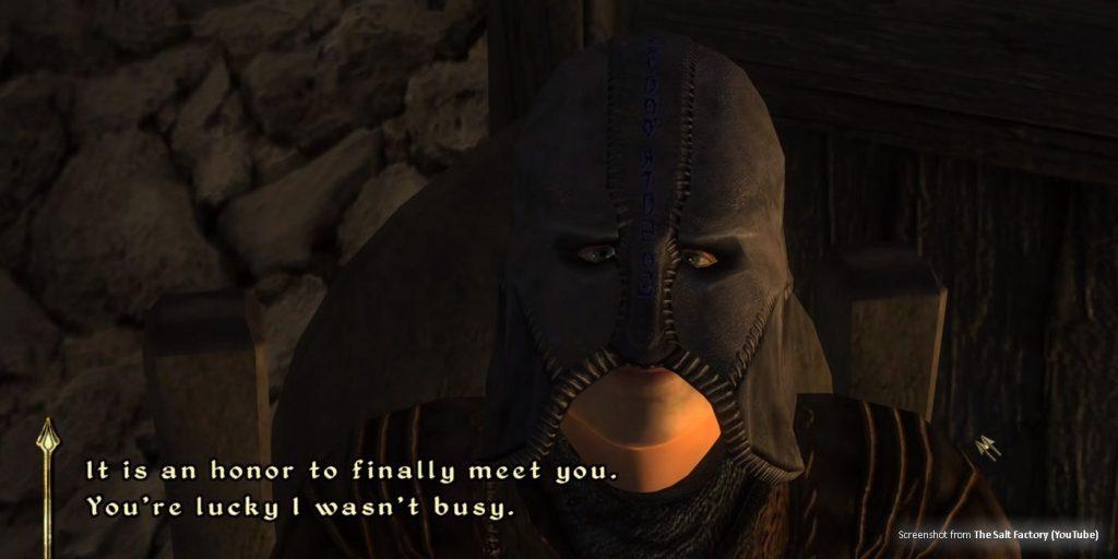 10 самых нелогичных вещей в The Elder Scrolls IV: Oblivion