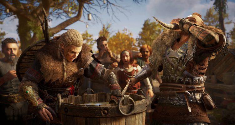 Опубликовано много нового геймплея из Assassin's Creed Valhalla