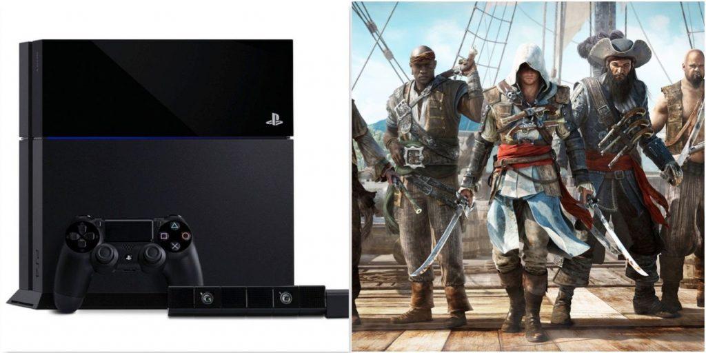 Рейтинг консолей PlayStation на основе стартовых линеек игр