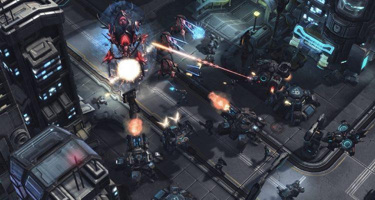 Поддержка StarCraft 2 сводится к минимуму