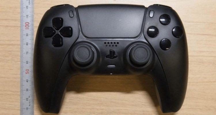 Раскрыты фотографии чёрного контроллера DualSense