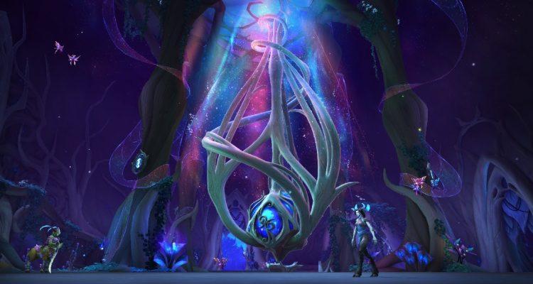 Релиз дополнения Shadowlands для World of Warcraft перенесён