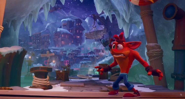 Состоялась премьера Crash Bandicoot 4: It's About Time
