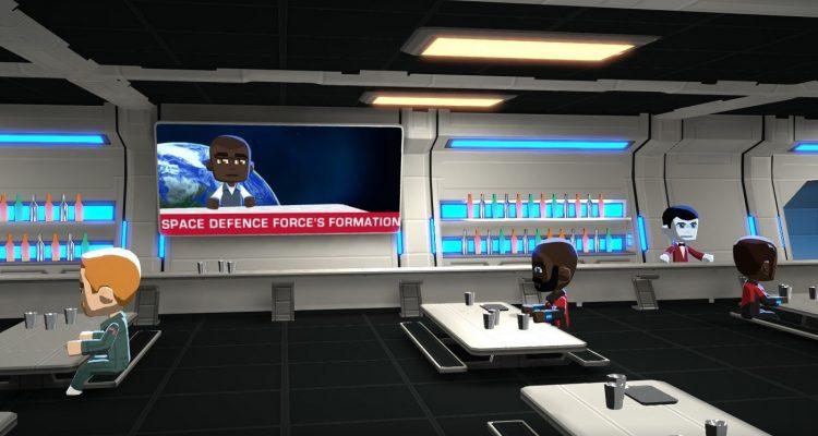 Состоялась премьера Space Crew