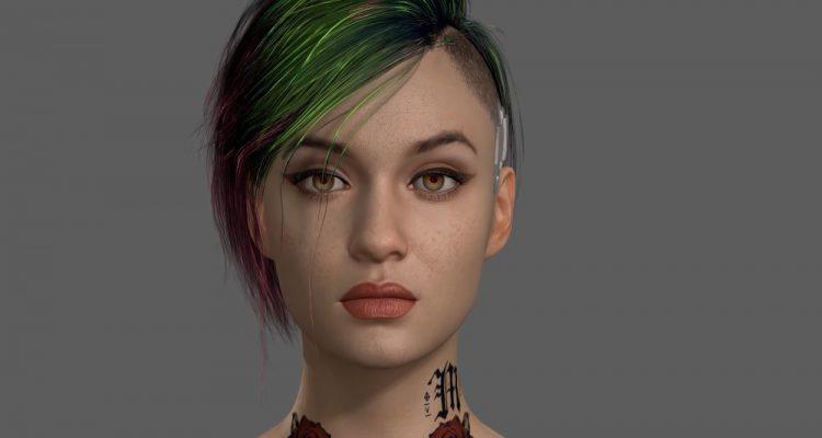 Создатели Cyberpunk 2077 представили систему анимации лиц